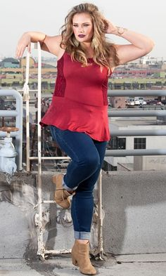 Life Styled Look 63: Pipe Dreams by SWAK Designs #swakdesigns #Curvy #PlusSize