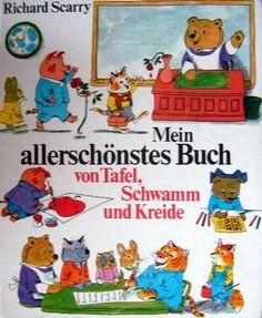 Mein allerschönstes Buch von Tafel, Schwamm und Kreide von Richard Scarry http://www.amazon.de/dp/0003331113/ref=cm_sw_r_pi_dp_bq74ub04BRQHY