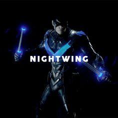 Arkham Knight Nightwing