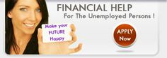 Loans for unemployed are helping those people who face unemployment. This loan service arranges quick cash in a few hours. For this loan you don't have any paperwork. You can utilize cash according to your needs. We can arrange this loan service at low interest rates and without any hassle. So, apply online and take benefit of this loan.