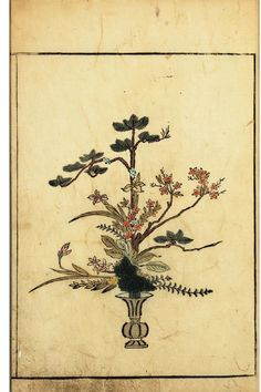 Botanical-Floral-Design-Ikebana-vol-1-arrangement-6.jpg (1200×1800)