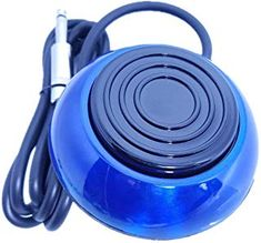 Jellyfishpro Round Colorful Stainless Steel Tattoo Foot Pedal Switch Equipment Supply (Blue) -- More info could be found at the image url. (This is an affiliate link) Tattoo Machine Parts, Tattoo Equipment, Foot Tattoos, Stainless Steel, Colorful, Link, Blue, Image