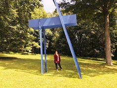 As Shelby mentioned in our Berkshires travel diary, we stopped off at Storm King Art Center on our way out of the city. It is an open air museum that is considered one of the world's best sculpture parks. Storm King Art Center, Stuff To Do, Things To Do, Wedding Weekend, A Boutique, Green Leaves, Landscape Design, Sculpture, Hudson Valley