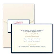 Thermo Classico - Layered Pocket Invitation