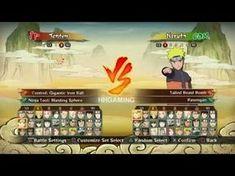 Naruto Shippuden Ultimate Ninja Storm Revolution All Characters - All Characters Naruto Uzumaki Shippuden, Naruto And Sasuke, Boruto, Ultimate Naruto, Naruto Free, Beta Games, Naruto Games, Offline Games, Naruto Characters