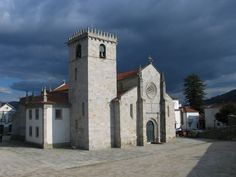 Parish church of Caminha (early 16th century). CAMINHA