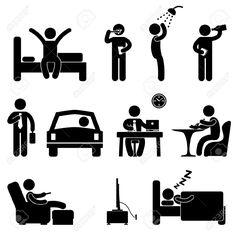 11102670-Man-Tagesablauf-Menschen-Icon-Anmelden-Symbol-Piktogramm-Lizenzfreie-Bilder.jpg (1300×1300)