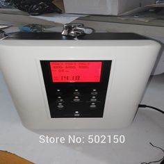 110V OH-806-3W High quality ionizer water machine with 3plates