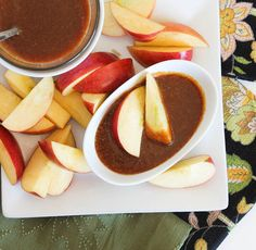 Apple Butter With Rum Burnt Sugar Sauce And Vanilla Recipes ...