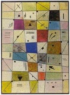 Kandinsky - Untitled (Ohne Titel), 1930