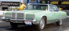 Number 6 and my first ride after moving to California. A 1975 Chrysler Imperial LeBaron. -A real land yacht. Somehow I still loved it and it also hooked me on Mopars...