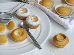 PLNĚNÉ VELIKONOČNÍ MUFFINY - Inspirace od decoDoma Cheesecake, Cupcakes, Vegetarian, Breakfast, Desserts, Easter, Style, Morning Coffee, Tailgate Desserts