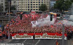 Saison 2010/2011 Bild: Zaunsturm1905.de