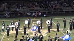 """Hamilton Township HS Marching Band - """"Musical Macabre"""" I love my band! Even though were not that good right now.<3"""