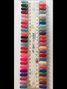 Sns Nails Mood Changing Collection Before On The L After On The R Via Snsnailsuk On