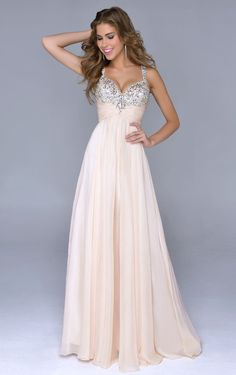 Long A-line Prom Dresses,Beading Op | Sleeve, Gowns and Cap d'agde