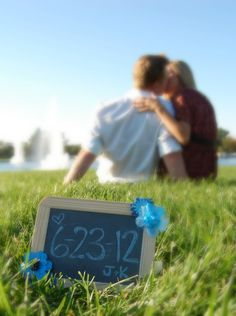 One of our save the date ideas