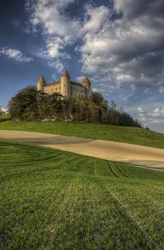 Château de Champvent, Vaud, Switzerland