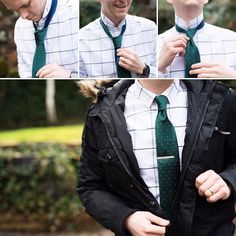 The perfect tie knot is never quite perfect.  #betterfellow by betterfellow