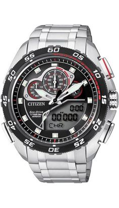 Go further with the Promaster racing chronograph. Case size: This is a manufacturer's refurbished Citizen watch. Mens Watches For Sale, Cool Watches, Wrist Watches, Men's Watches, Online Watch Store, Casio G Shock, Stainless Steel Bracelet, Casio Watch, Mens Clothing Styles