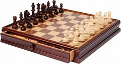 Wooden Chess Board Looking to find advice with regards to wood working? http://www.woodesigner.net provides these things!