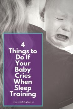 4 Things You Can Do If Your Baby Cries When You Sleep Train. Baby Sleep, Toddler sleep, How to help my baby learn to self settle . What Should I do If My baby cries during sleep training. Toddler Sleep Training, Gentle Sleep Training, Sleep Training Methods, Moms Sleep, Help Baby Sleep, Ferber Method, Weaning Toddler, Caring For Mums, Bedtime Routine Baby