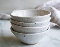 Handmade Stoneware Pottery Ceramic Dinnerware by AndoverPottery