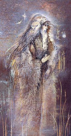 """""""Seeker"""" par Susan Seddon Boulet"""
