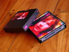Beck 8 bit Variations Digipack on Packaging of the World - Creative Package Design Gallery