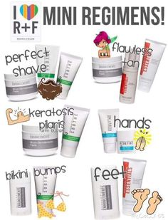 https://missycarson.myrandf.com We can help with all skin types or issues.  contact me