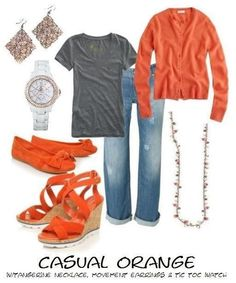Casual Orange Casual Orange Casual Orange products-i-love