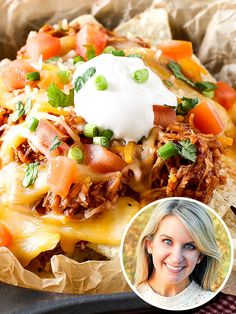 Slow Cooker Nachos Are a Super Bowl Party Dream-Come-True http://greatideas.people.com/2015/01/28/barbecue-chicken-nacho-recipe-slow-cooker-sallys-baking-addiction-super-bowl/?xid=email-greatideas-20150129