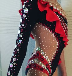 demand on their leotards 💎 Purchase yours here ➡ ⬅ Gymnastics Costumes, Gymnastics Outfits, Rhythmic Gymnastics Leotards, Dance Leotards, Dance Costumes, Dance Outfits, Dance Dresses, Ballet Leotards For Girls, Pole Dance Wear