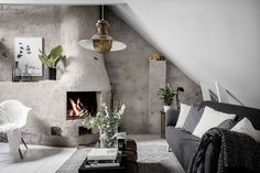 Gravity Home: Cozy Scandinavian Attic Apartment