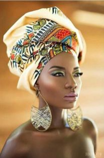 accessories/African head wrap/african head scarf/African clothing for women/african headband/turban headwrap/African clothing/African fabric African Head Scarf, African Head Wraps, African Hair, African Style, Kitenge, African Dresses For Women, African Women, African Attire, Moda Afro