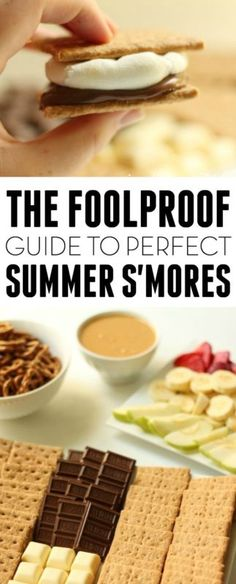 Foolproof Guide to Perfect Summer S'mores!