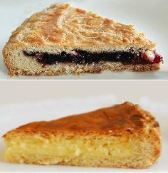 Gâteau basque, pastel vasco o tarta vasca