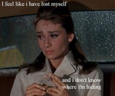 Breakfast at Tiffany's quote x