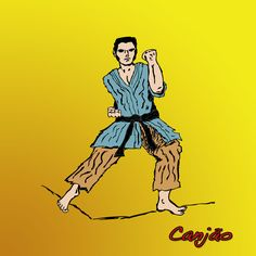 Karate Karate, Drawings