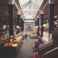 Grand Central Market - Los Angeles, CA