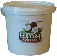 Kókuszzsír, Coco24 (2,5l)