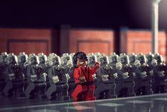 Lego: Thriller + MJ