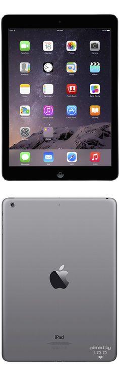 Apple® iPad Air 2 128GB Wi-Fi - Space Gray   LOLO❤