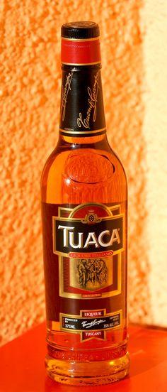Dirty Tuaca recipe 3/4 oz Tuaca  citrus liqueur 3/4 oz DeKuyper  Sour Apple Pucker schnapps  Mix with ice and strain into a short glass.  25% (50 proof) Serve in: Shot Glass
