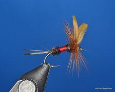 Royal Coachman Dry Fly | www.johnkreft.com
