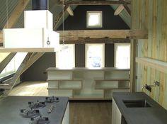 Loft boerderij te Aalsmeer | Cris van Amsterdam - interieur ontwerper - project begeleiding - ICGX i-Cooking by abk-innovent.com