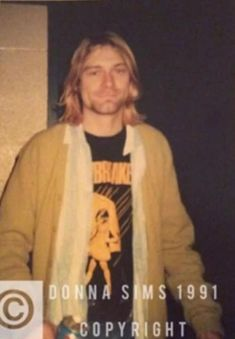 Kurt Cobain Photos, Pretty Men, Sims, Graphic Sweatshirt, Nirvana, Sweatshirts, Sweaters, Women, Fashion
