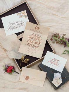 20 Prettiest Wedding Invitations | TheKnot.com