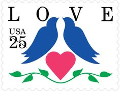 Love Stamp Series Slideshow | Slideshow | USA Philatelic