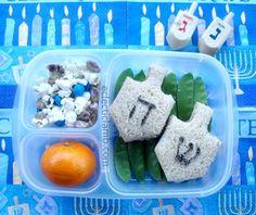 4 Hanukkah Lunches